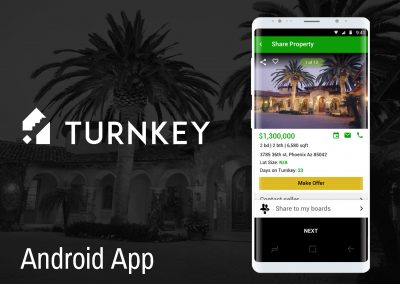 TurnKey Android App