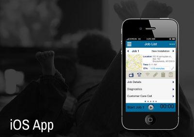 Comcast iOS app